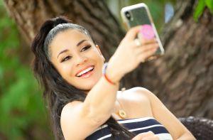 Carolina Sandoval muestra las dos caras de las redes sociales