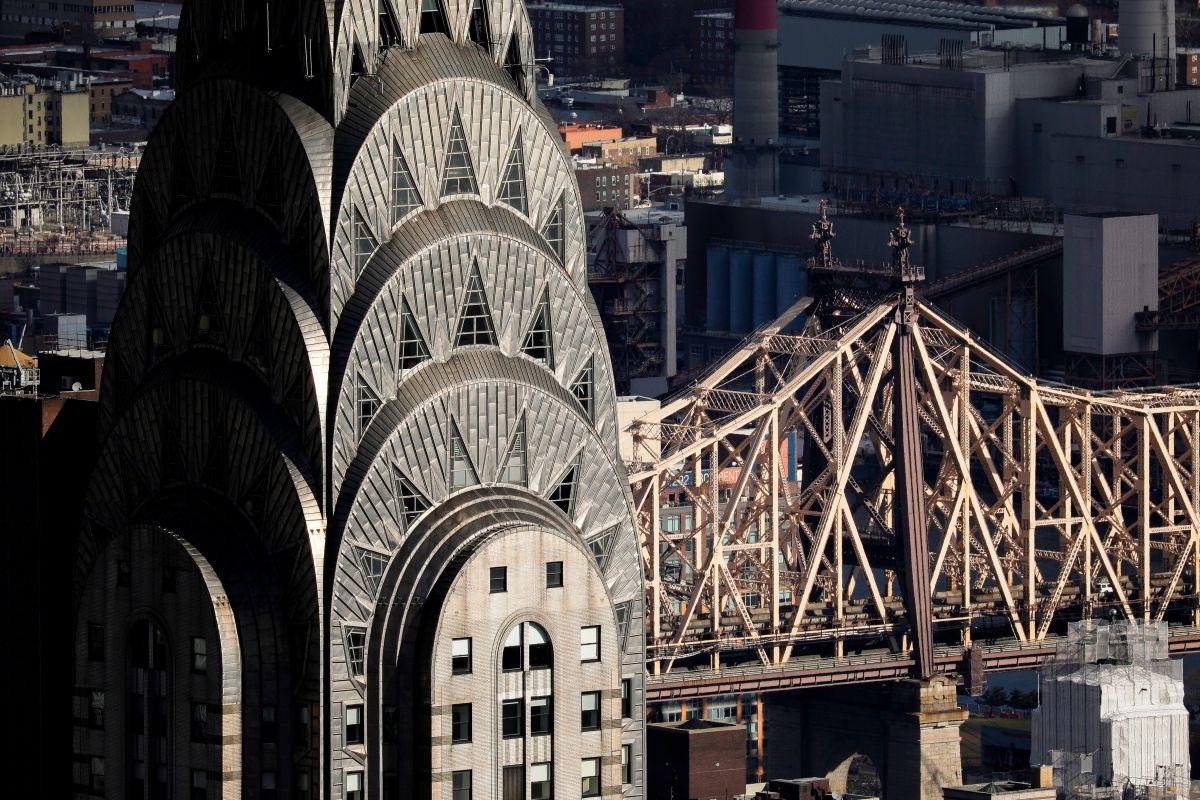 La Torre Chrysler de Nueva York tendrá un mirador turístico, 75 años después