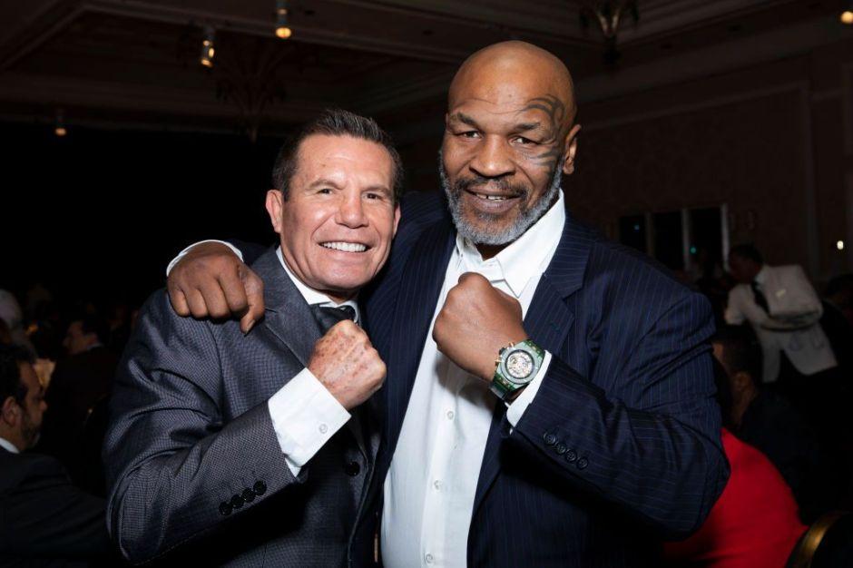 Si te sobran $39,000 dólares podrías entrenar con Mike Tyson