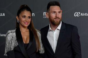 ¿Exceso de lengua? Lionel Messi se come a besos a Antonella en video musical de Residente