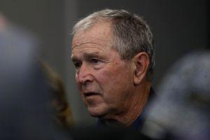 George W. Bush felicita a Biden. Primer republicano de alto perfil que lo hace