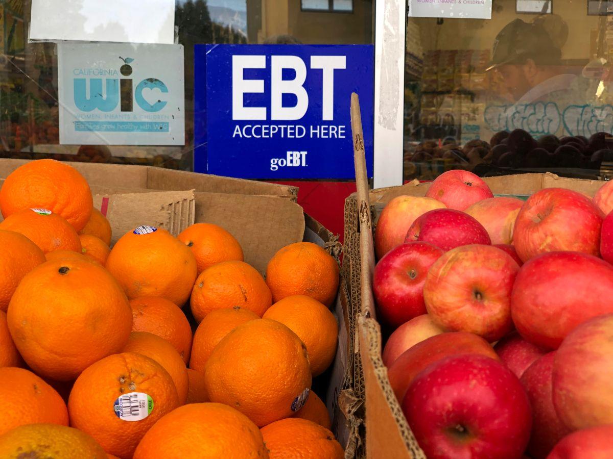 Las P-EBT funcionan igual a las EBT.