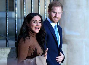 Por fin se filtra el nombre de la perrita de Meghan Markle y el príncipe Harry