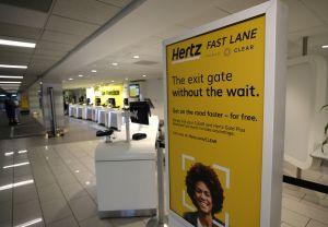 Hertz, pionero del alquiler de vehículos, se declara en bancarrota
