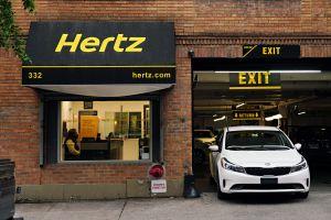 Los 5 mejores autos que Hertz haya alquilado