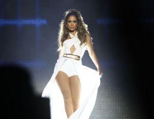 La infartante foto de Jennifer Lopez en top blanco que debes ver