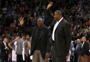 Ardido: Patrick Ewing se niega a ver el documental de Jordan porque no quiere recordar sus derrotas contra él