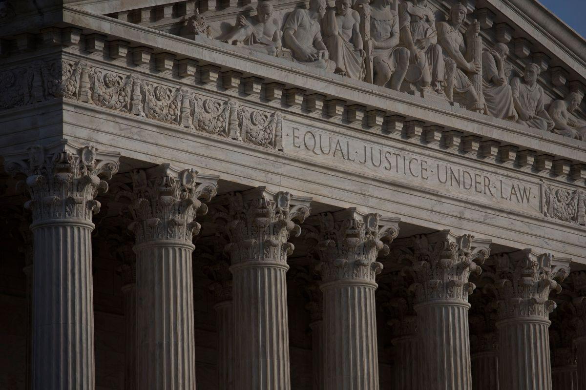 Una buena noticia para Trump en la Corte Suprema