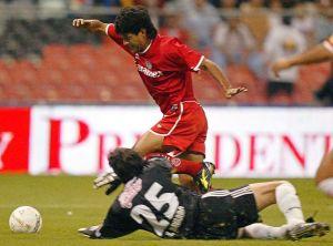 ¡Huele a diablos! La extraña cábala de José Saturnino Cardozo antes de jugar los partidos
