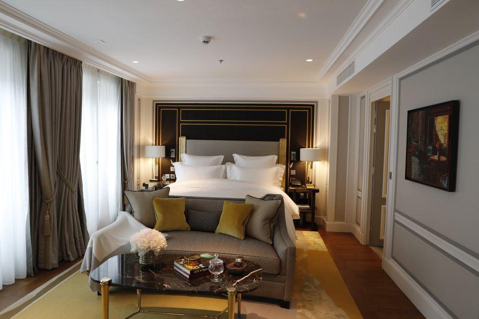 Un hotel de lujo en Pennsylvania reabre y apuesta al distanciamiento social con tarifas desde $340 dólares por noche