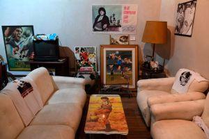 Así luce la casa de adolescente de Diego Armando Maradona ahora convertida en museo