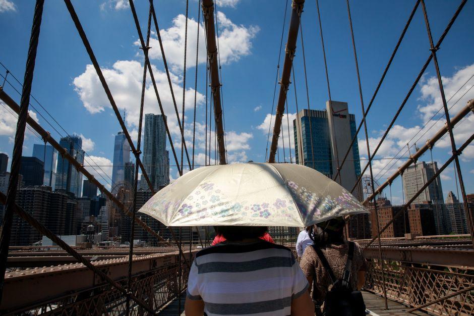 Alertan por duro y caluroso verano en Nueva York, Nueva Jersey y al menos otros 20 estados