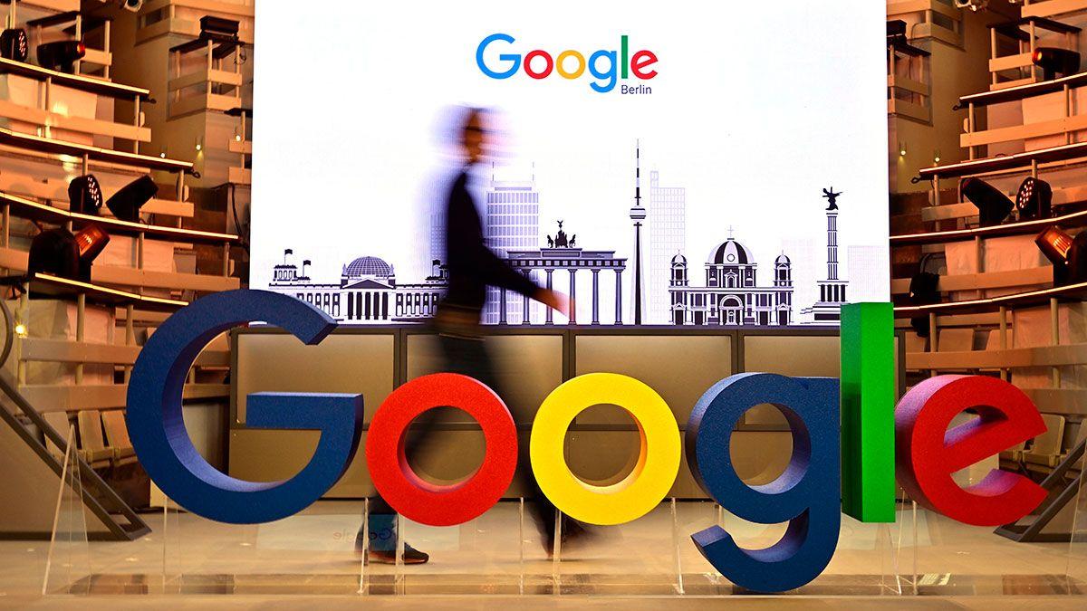 EEUU demanda a Google por políticas contrarias a la competencia
