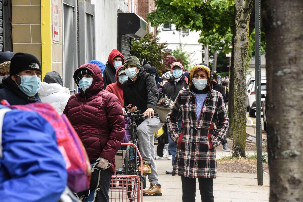Nuevo estudio revela el devastador impacto de la crisis del coronavirus en inmigrantes de NY