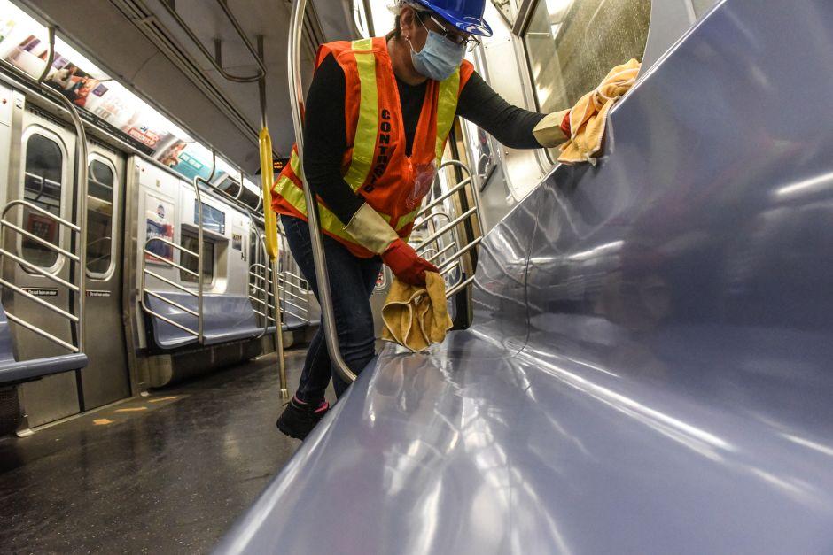 Nueva York entra a la Fase 3 con el transporte 100% operativo