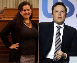 """Asambleísta hispana de California sin filtros: """"F**k Elon Musk"""""""
