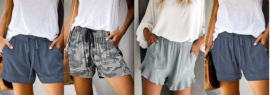 10 opciones de pantalones cortos de mujer para todas las tallas y gustos