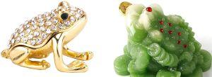 Las mejores 5 ranas de la fortuna que atraerán el dinero a tu vida