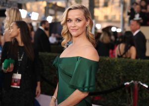 Reese Witherspoon rompió a llorar cuando vio su portada de la revista Time