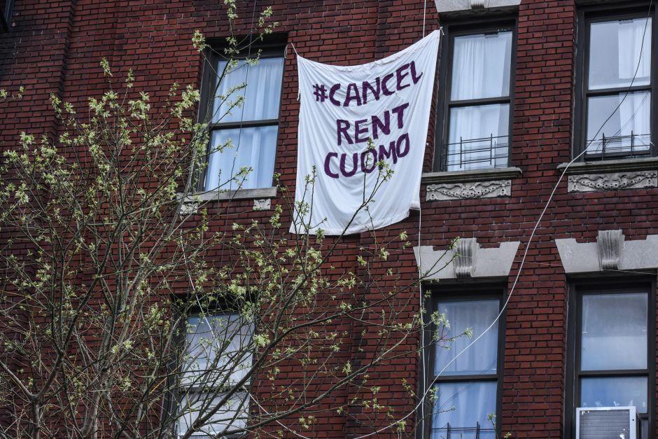 La llamada a cancelar la renta se centra en caseros que son grandes corporaciones