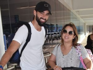Adamari López enternece las redes con el mensaje a Toni Costa por su cumpleaños