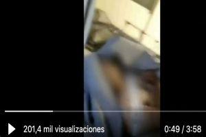 """""""Aquí los están matando"""": familiares irrumpen en hospital y muestran a muertos de coronavirus"""