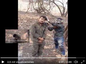 "VIDEO: ""Halcón"" del CJNG es ejecutado a balazos por La Familia Michoacana"
