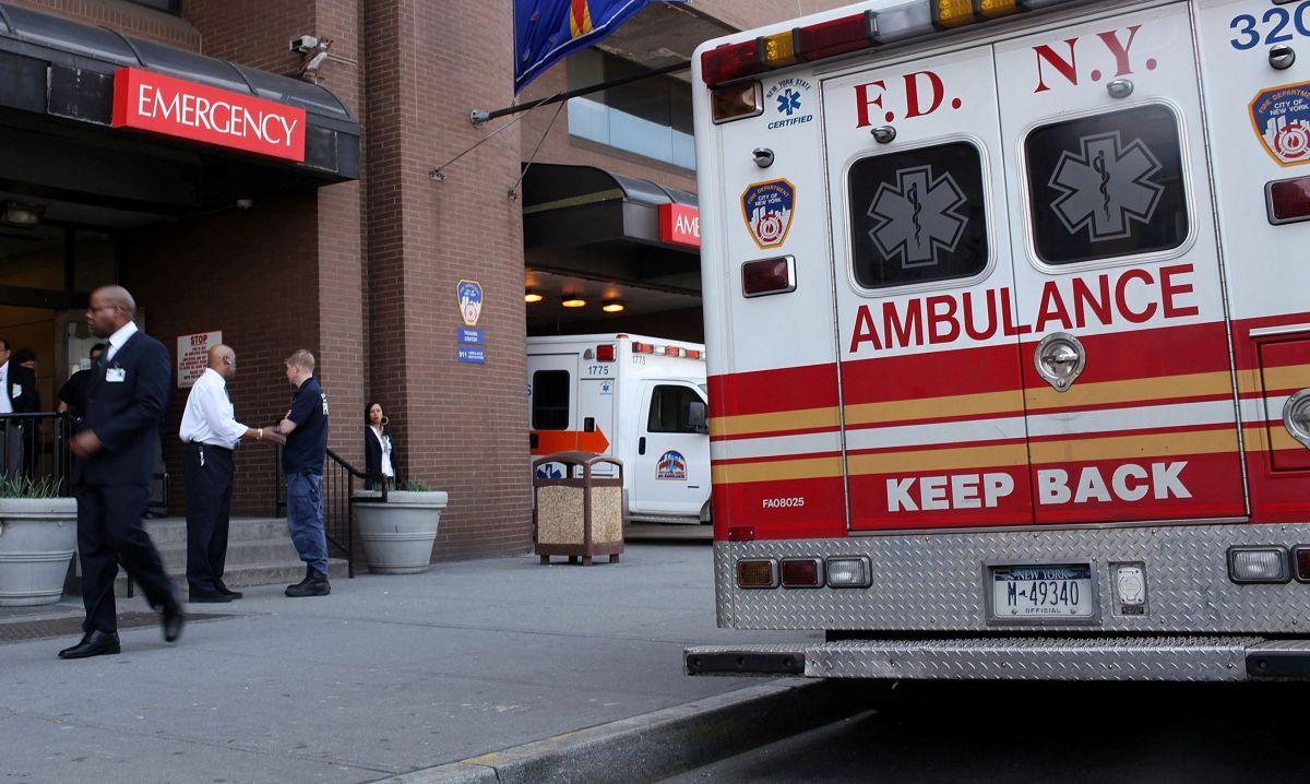 Pasajera de Uber gravemente hospitalizada en Nueva York; otro choque dejó un muerto en Queens
