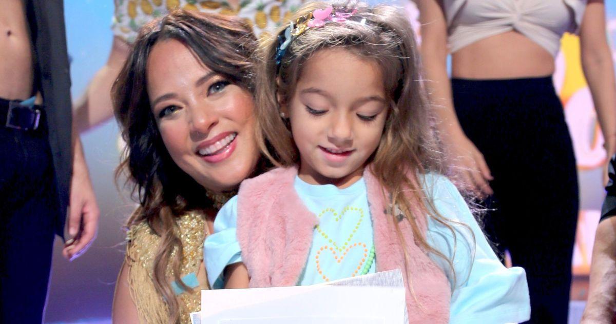 Adamari López llora de emoción por los logros de su hija Alaïa.