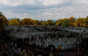EEUU supera los 82,000 fallecidos, aunque experto de la Casa Blanca reconoce que la cifra es más alta