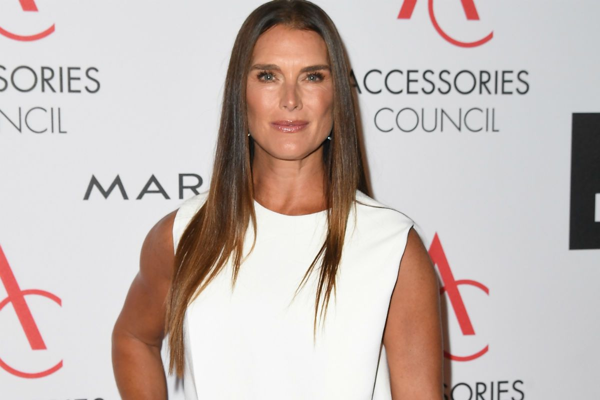 Brooke Shields comparte video de su recuperación tras sufrir accidente