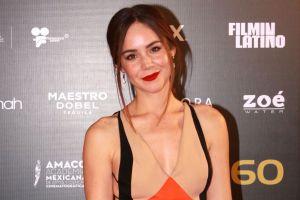 La hermana de Camila Sodi es aún más atrevida, y se tomó una selfie en topless