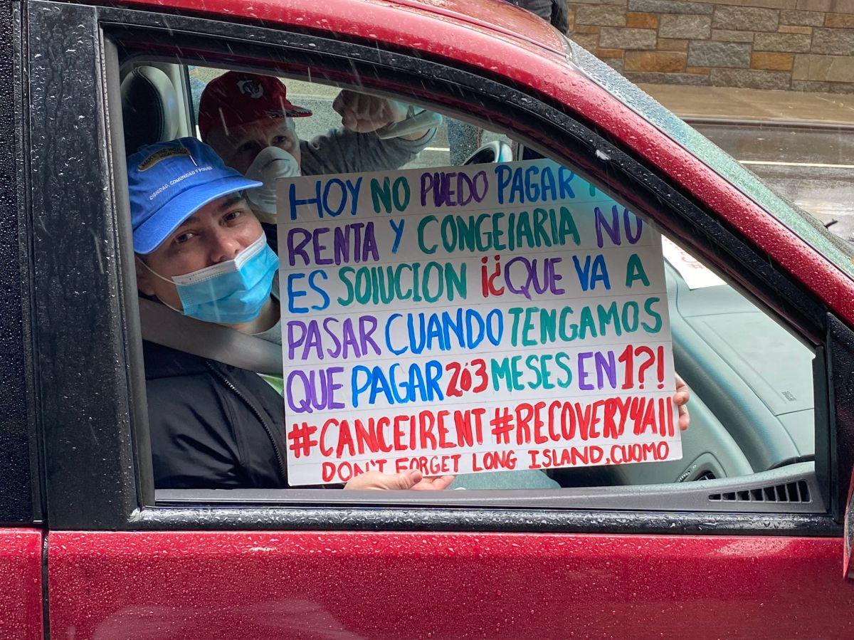 Coaliciones de NYC presionan por exoneración de rentas ante abismo económico causado por el coronavirus