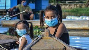Las cinco etapas de la pandemia