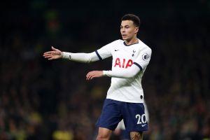 Estrella del Tottenham resultó herido luego de ser asaltado en su casa