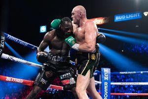 Por culpa del fútbol americano se reprogramará la pelea entre Tyson Fury y Deontay Wilder