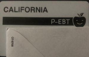 ¿Dudas sobre la tarjeta P-EBT de $365 dólares para niños de California? Te decimos lo que sabemos