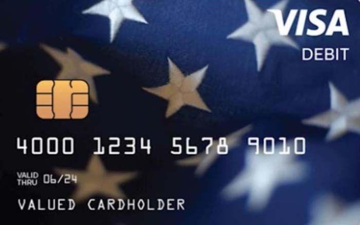 El pago del cheque de estímulo puede llegar en un sobre normal con una tarjeta de débito dentro