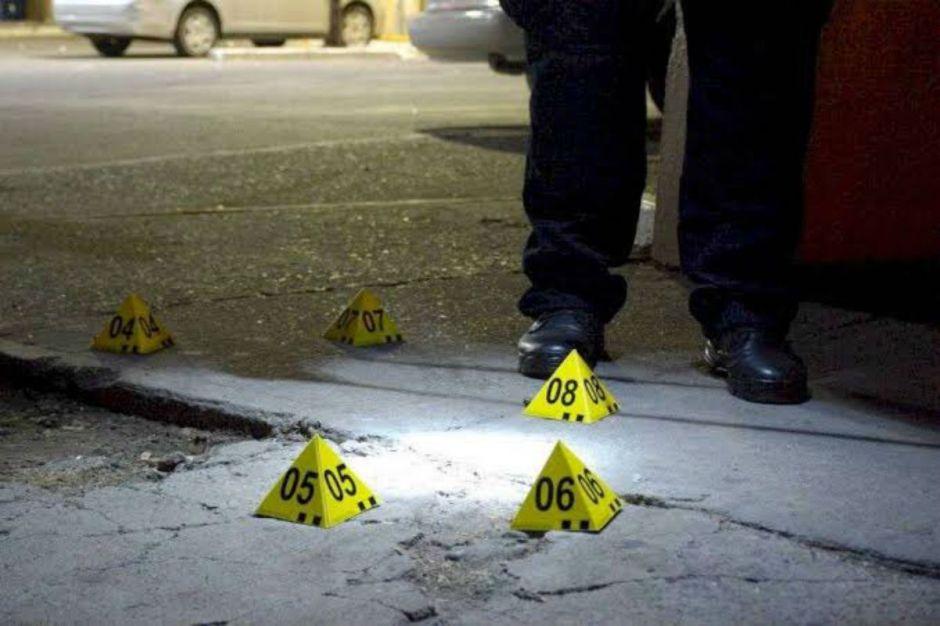 FOTOS: Sicarios matan a 8 hombres mientras estaban en una tienda en México
