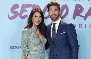 La esposa de Sergio Ramos luce espectacular figura para campaña de trajes de baño