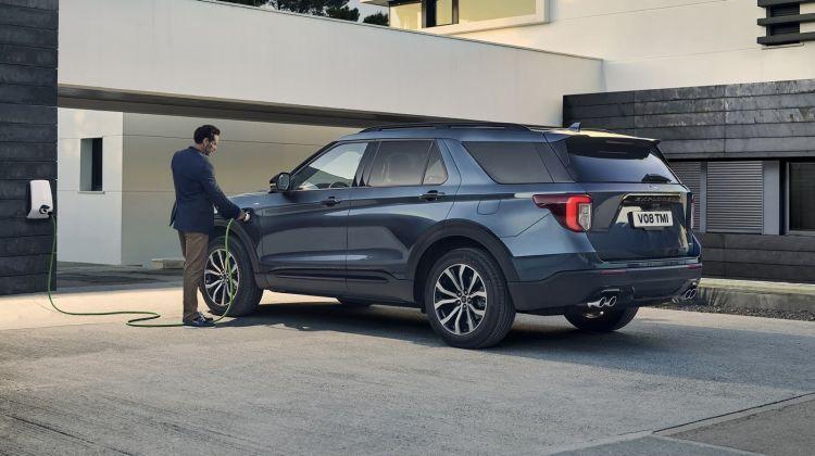 Ford Explorer 2021, el nuevo SUV de lujo estadounidense ...