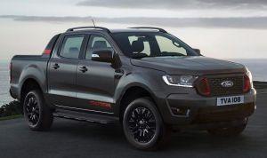 La Ford Ranger Thunder ya puede reservarse en Europa y promete convertirse en la más popular del mercado