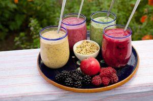 5 smoothies para aprovechar la fruta de primavera