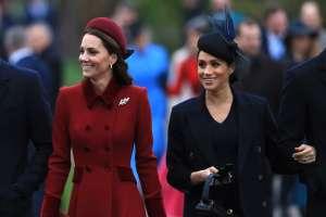 Todo lo que ha dicho Meghan Markle sobre Kate Middleton en la entrevista con Oprah
