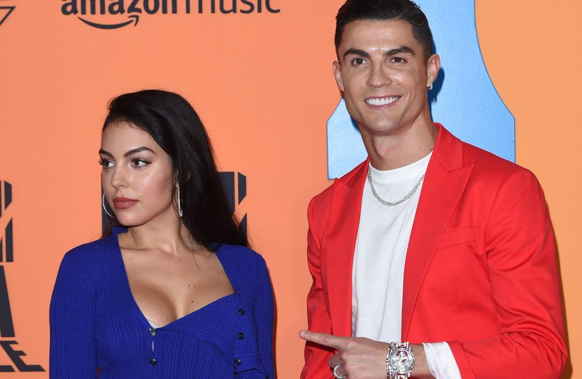 Atropellan a mascota de Georgina Rodríguez y Cristiano Ronaldo; lo envían al veterinario en jet privado