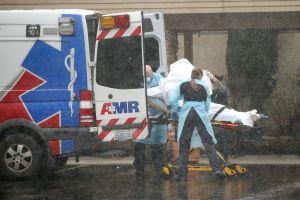 Pensaban que un hombre había muerto por coronavirus, pero podría haber sido asesinado