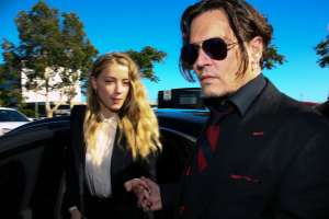 Johnny Depp ganó esta batalla contra su ex esposa Amber Heard