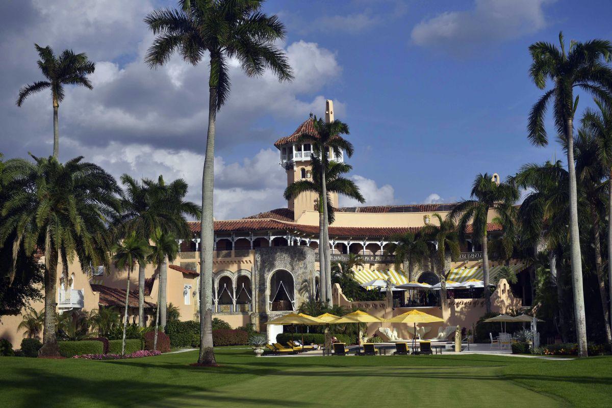 Club Mar-a-lago pierde socios por culpa del regreso de Trump a Florida