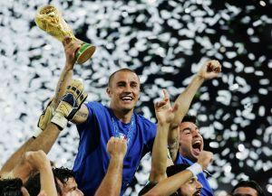 Rompieron la Copa del Mundo: Cannavaro reveló que los italianos tuvieron un accidente con el trofeo del 2006