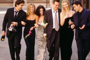 Reunión de la serie 'Friends' inicia sus grabaciones